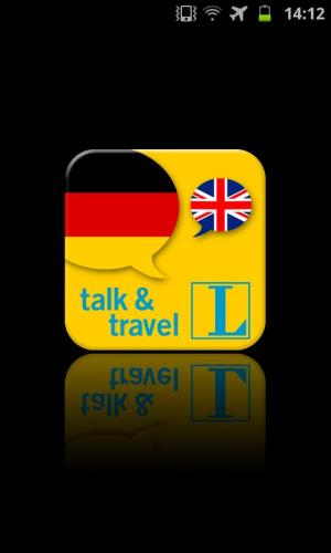 German talk&travel 1.27 Screen 5