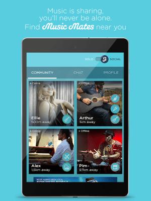 Jellynote - Tabs & Sheet Music 3.3.5 Screen 4