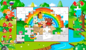Android Big puzzles for children Screen 7