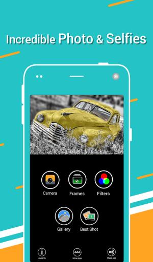 Hi Selfie Camera Effects 1.8 Screen 2