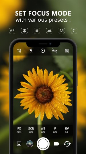 HD Camera Pro : Best Camera HD Professional 1.9 Screen 2