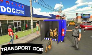 Police Dog Transport Truck Driver Simulation 3D 1.14 Screen 10