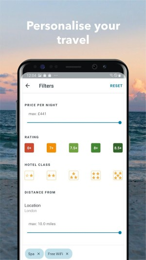 trivago: Compare Hotels & Prices for Travel Deals 5.3.9 Screen 2