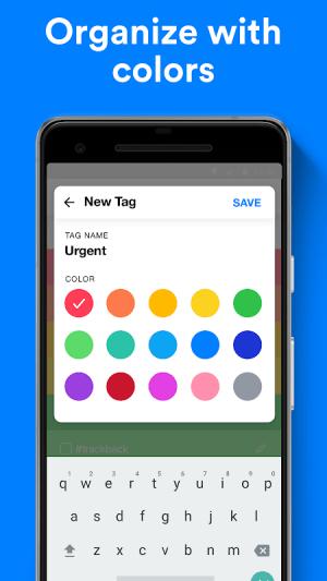 To-do List, Task List - Any.do 4.15.8.11 Screen 3