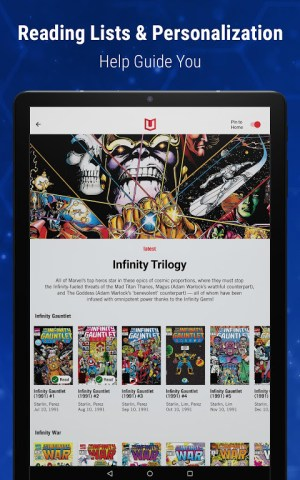 Marvel Unlimited 6.3.0 Screen 13