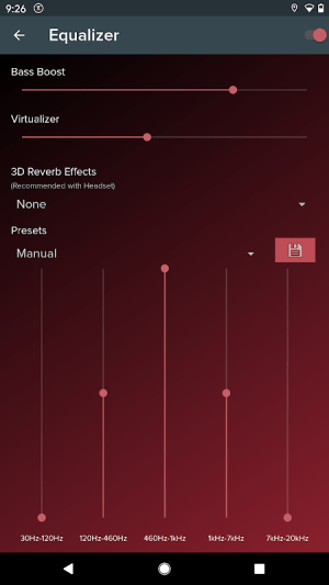 Pi Music Player - Free MP3 Player & YouTube Music 3.1.1.0c Screen 4