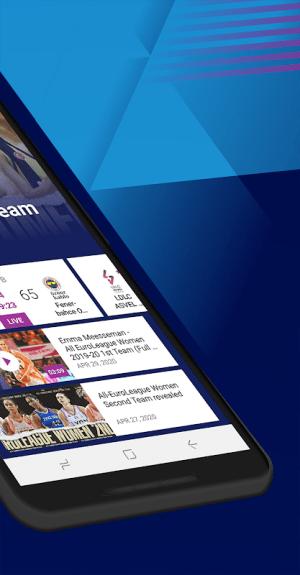 EuroLeague Women 1.19 Screen 3