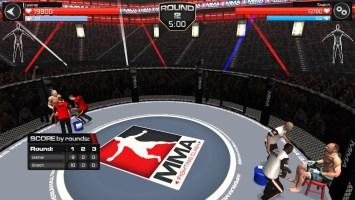 MMA Fighting Clash Screen