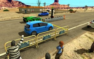 Android Real Car Parking 3D Screen 13