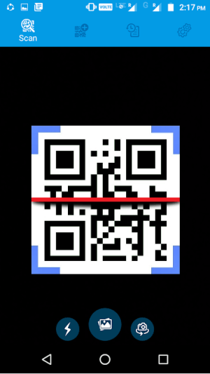 QR and Barcode Scanner PRO 1.2.9 Screen 5