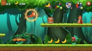 Jungle Monkey Run 1.7.5 Screen 1