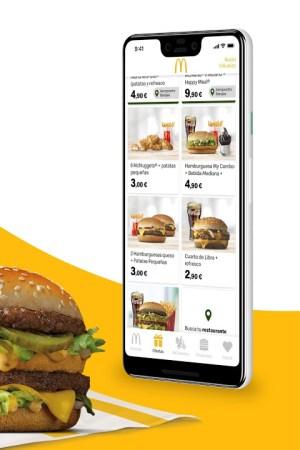 McDonald's España - Ofertas 7.0.0 Screen 1