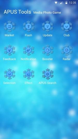 Frozen Theme 1 Screen 2
