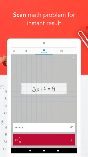 Photomath - Camera Calculator 4.0.1 Screen 4