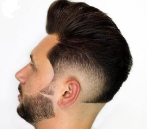Styles of beard cuts. 3.0.0 Screen 5