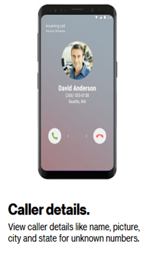 True ID Caller Name & Location 10.4 Screen 2