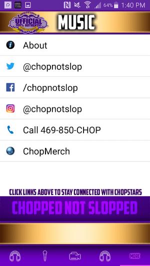 ChopNotSlop 4.0 Screen 5
