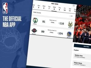 NBA: Live Games & Scores 3.1.4 Screen 5