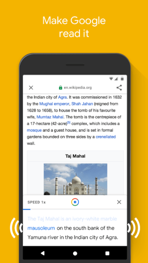 Google Go: A lighter, faster way to search 2.2.240332293.release.go Screen 7