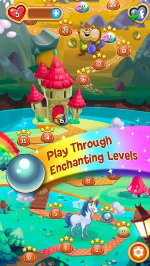 Peggle Blast 2.23.0 Screen 2