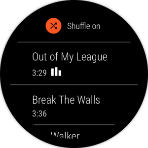 Google Play Music 8.12.7204-1.F Screen 11