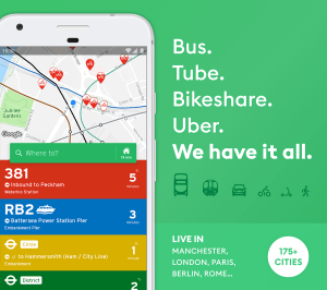 Transit - Live Transport App 5.2.15 Screen 5