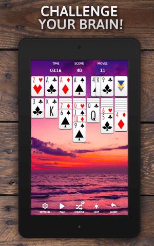Solitaire Classic Era - Classic Klondike Card Game 1.02.07.02 Screen 2