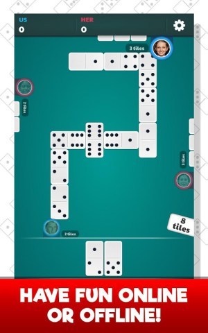 Dominoes Jogatina: Classic and Free Board Game 4.6.0 Screen 8