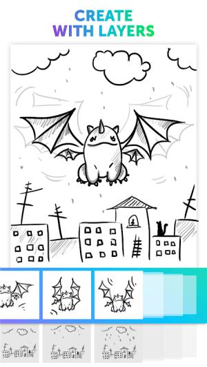 Android PicsArt Animator: GIF & Video Screen 3