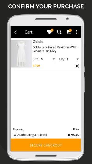 Online Fashion Shopping Zando 1.2.0 Screen 5