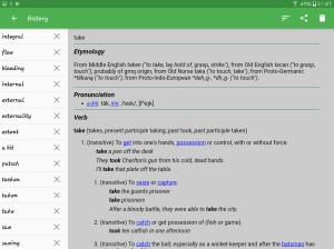 English Dictionary - Offline 4.5 Screen 5