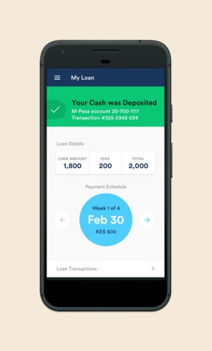 Branch - Personal Finance Loans 1.35.1 Screen 2