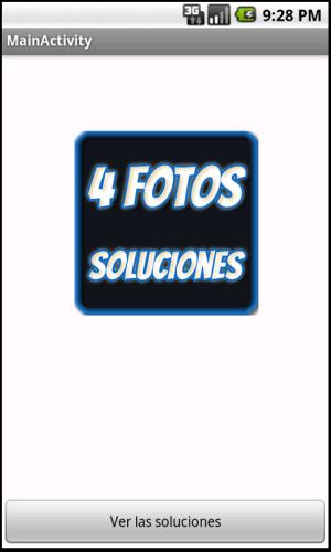 SOLUCIONES 4 fotos 1 palabra 8 Screen 2