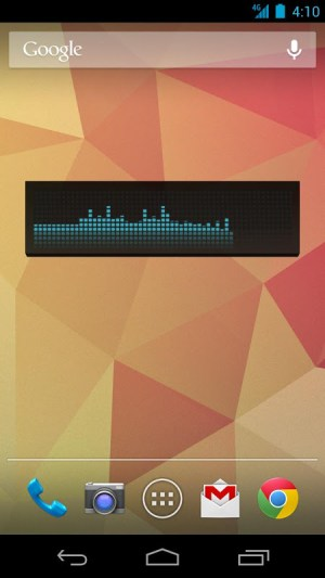 Sound Search for Google Play 1.0.1 Screen 1