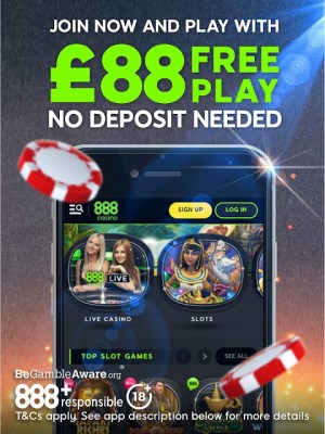 Android 888 Casino: Slots, Live Roulette & Blackjack Games Screen 7