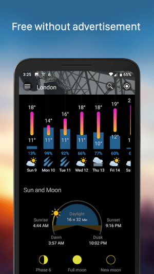 Weather & Widget - Weawow 4.2.8 Screen 7