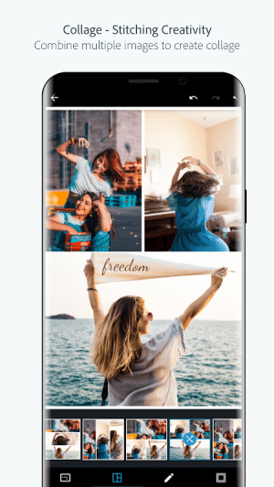 Adobe Photoshop Express:Photo Editor Collage Maker 5.1.517 Screen 5
