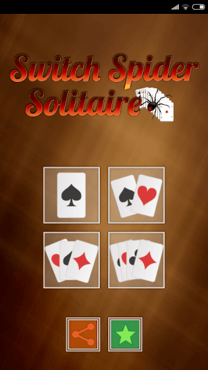 Switch Spider Solitaire 0.0.3 Screen 2