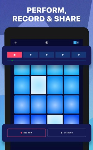 Android Drum Pads - Beat Maker Go Screen 4