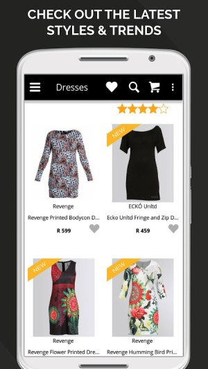 Online Fashion Shopping Zando 1.2.0 Screen 1