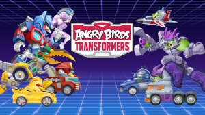 Angry Birds Transformers 1.50.2 Screen 10