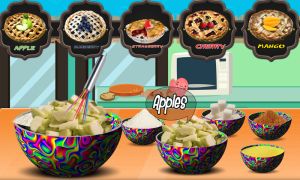 Pie Maker - Cooking in the kitchen 1.0.9 Screen 1