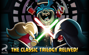 Android Angry Birds Star Wars Screen 11