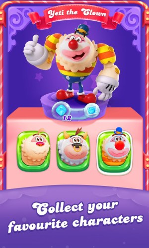 Candy Crush Friends Saga 1.8.3 Screen 1