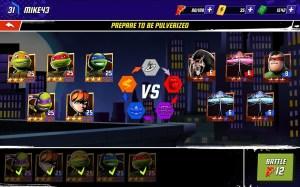 Ninja Turtles: Legends 1.12.0 Screen 13