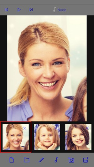 Faces Video Morph Animator 1.0.20 Screen 4