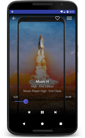 Android Android Mp3 Music Player Free Nougat Screen 7