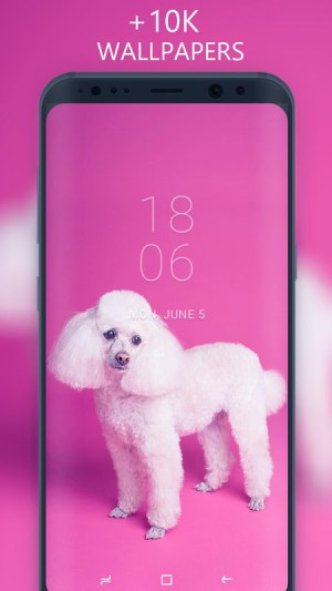 Cute Girly HD wallpapers & backgrounds 6.0 Screen 6