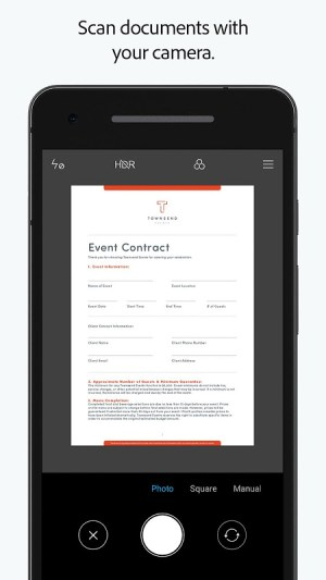 Android Adobe Fill & Sign: Easy PDF Form Filler Screen 4
