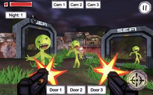 Android Stickman Zombie Survival 3D Screen 1